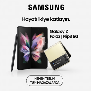 Kutup Samsung Galaxy Z Flip3 - Z Fold3 Hemen Teslim Kampanyası