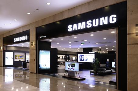 Kentpark Kutup Samsung Mağazası