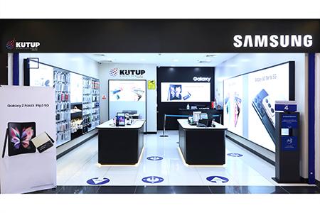 Kutup Optimum Samsung Mobile