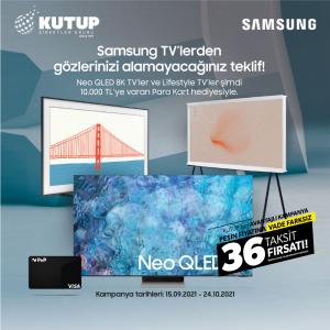 Kutup Samsung Paracard kampanyası
